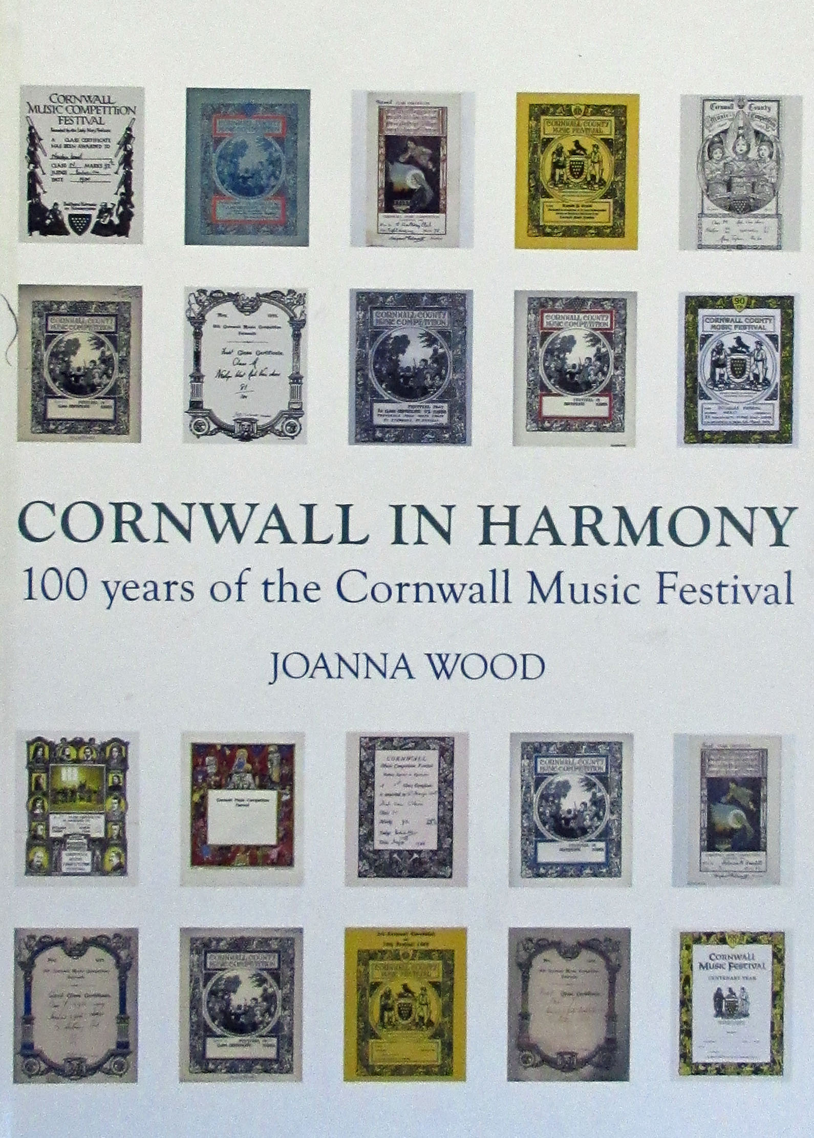 Cornwall In Harmony