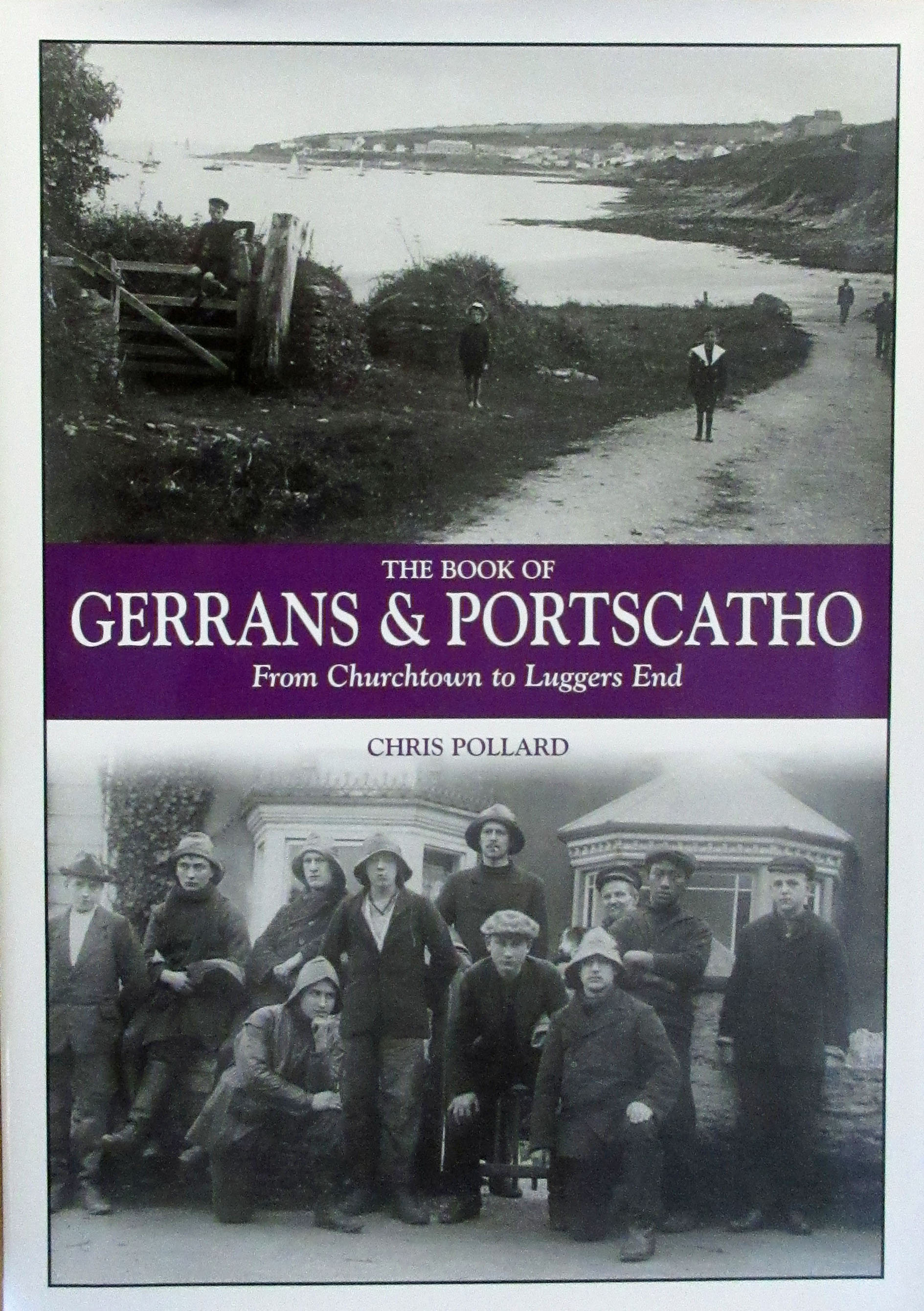 The Book of Gerrans & Portscatho