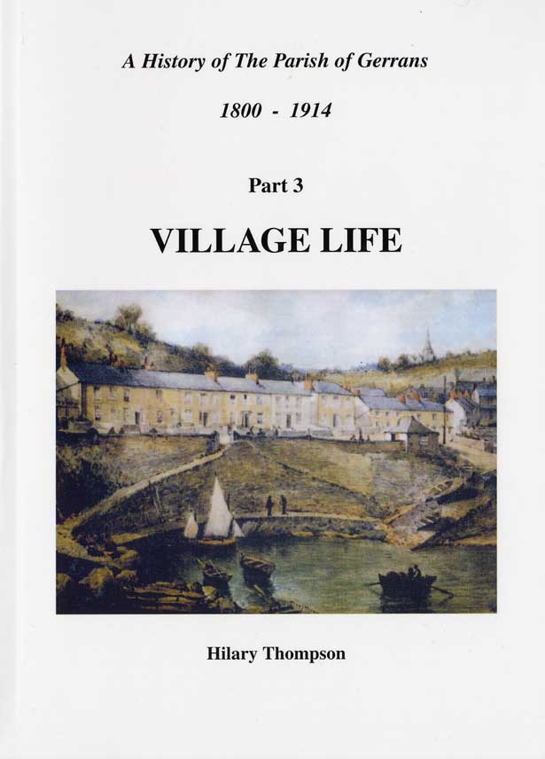 A History of the Parish of Gerrans Part 3 Village Life
